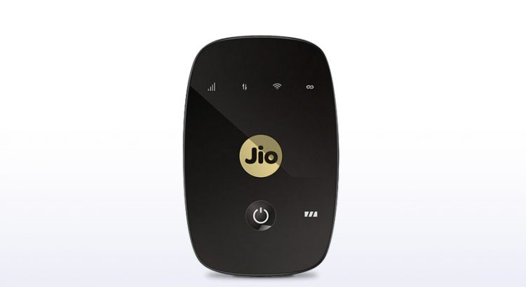 Jio plans and recharges