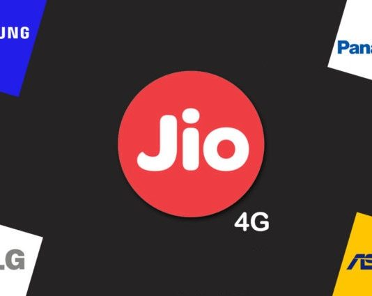 JIO Preview offer, bar code