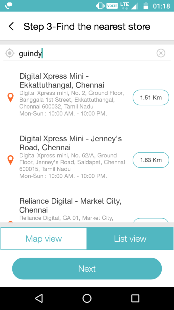 JIO store locator, JIO Care
