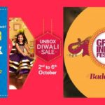 Diwali 2016 Online Sale – Flipkart, Amazon and Snapdeal