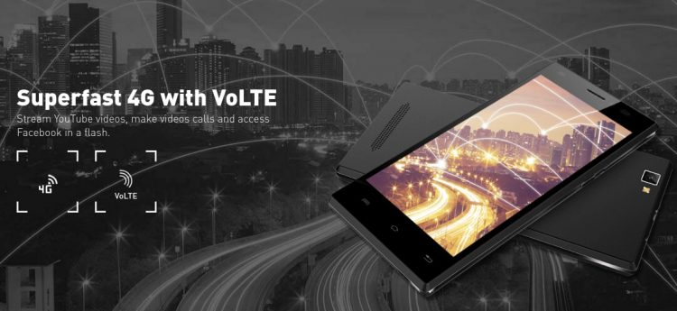 Xolo Era 1X VoLTE JIO support