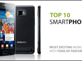 Top 10 Android Smartphones 2016