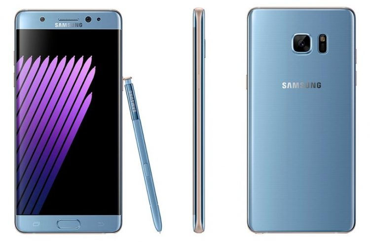 Samsung Galaxy Note 7 Specifications and Review