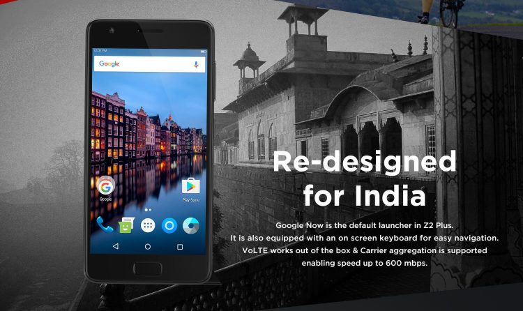 Buy Lenovo Z2 Plus Online – Specifications, Review and Price