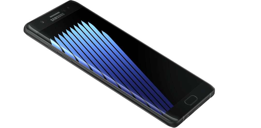 Galaxy Note 7 Design review