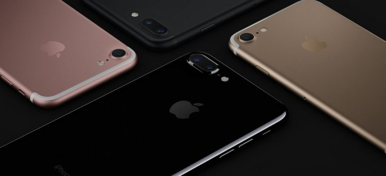 iPhone 7 model color iPhone 7 colors