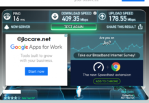JIO GiigaFibre speed test, launch date