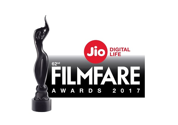 Jio Film Fare Awards 2017 Nominations list