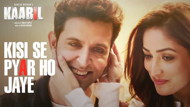 Kaabil Movie Box office collection day 3