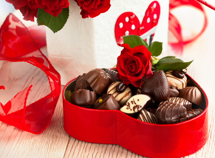 Happy Chocolate Day Gift Image