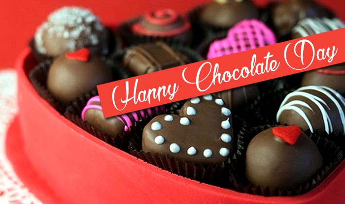 Happy Chocolate Day Image for Facebook