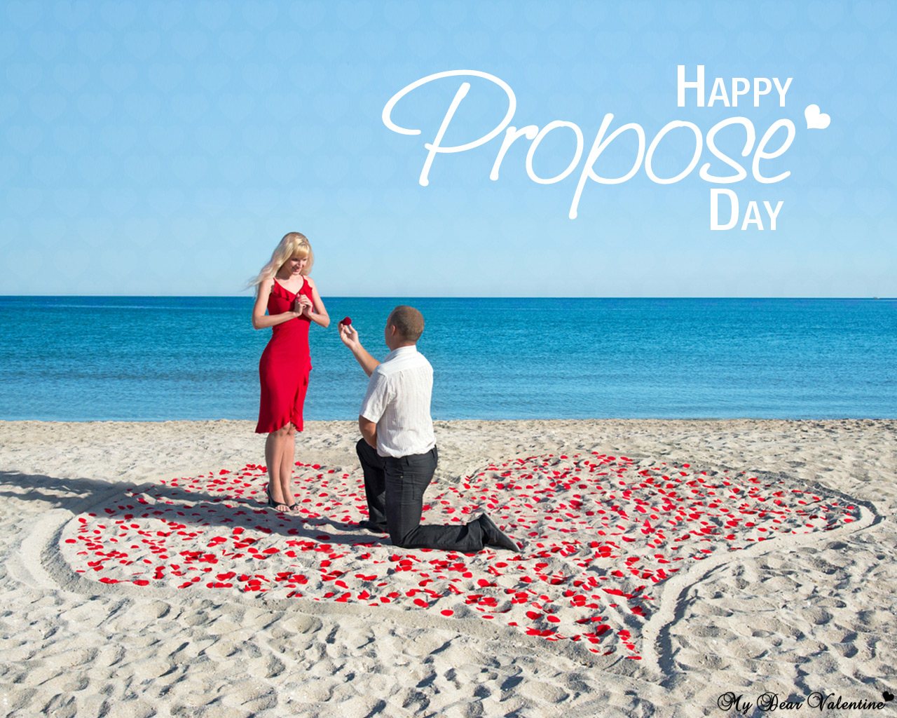 Happy Propose Day Gifs