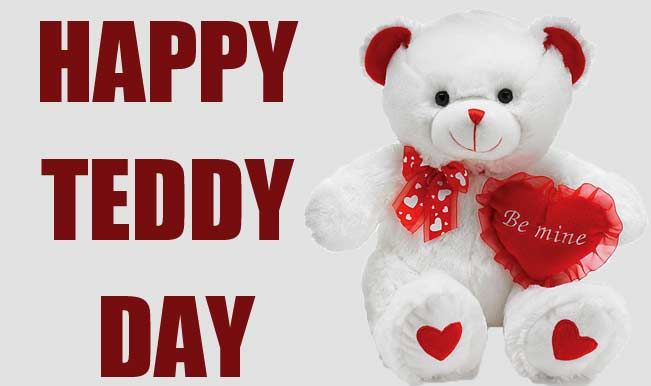 Happy Teddy Day WhatsApp profile picture