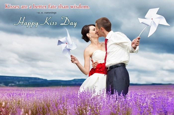 Kiss Day 2017 Quotes wishes