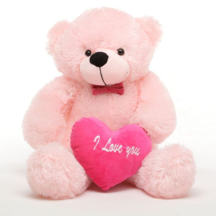 Teddy Day Image I love you