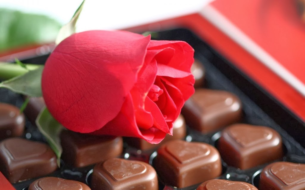 Chocolate Day Gift for love
