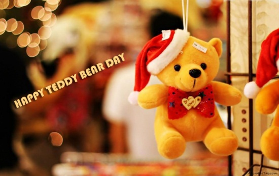 Cute Teddy Day Image Download