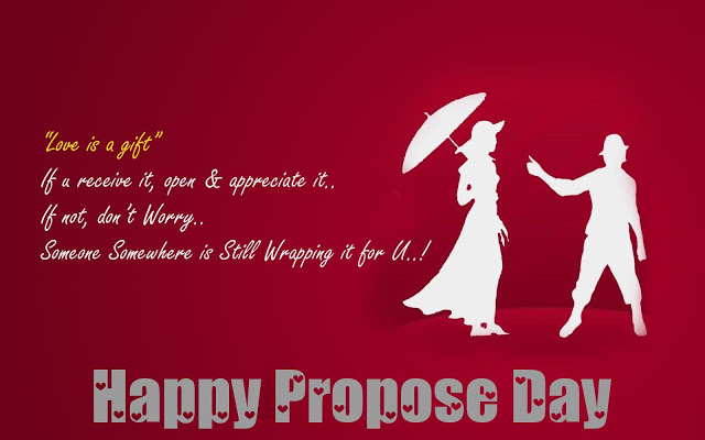 Happy Propose Day wishes for Husband