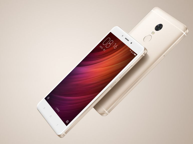 Redmi Note 4 design review