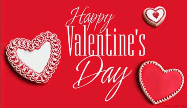 Happy Valentine day picture for Girlfriend