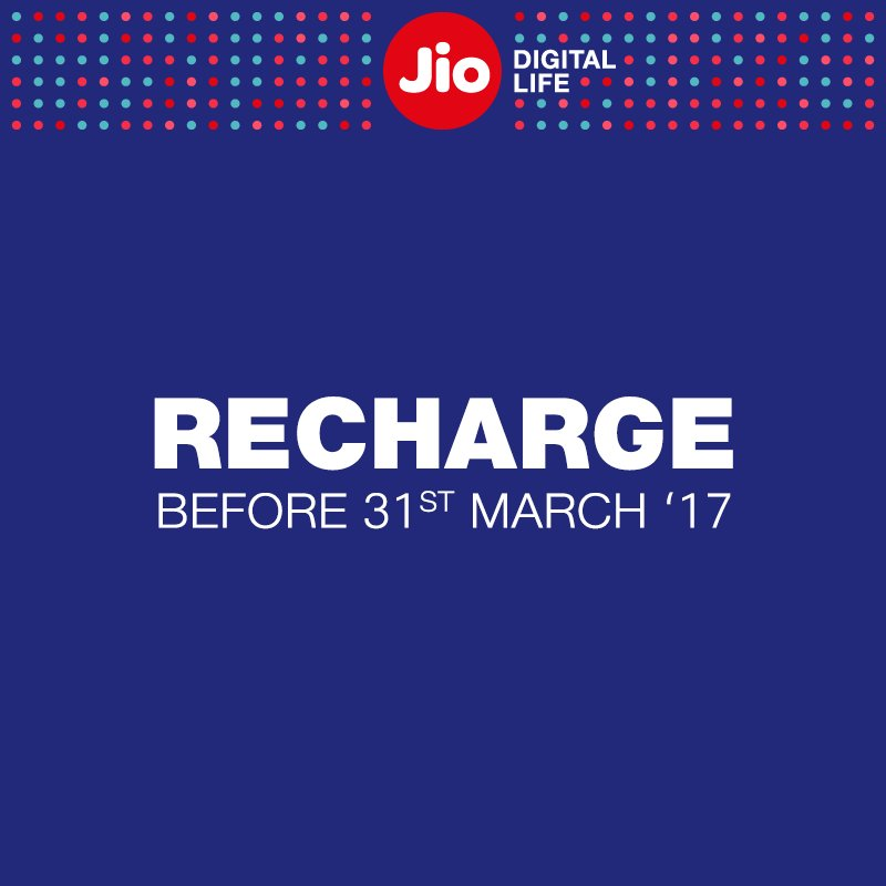 Jio Prime Buy One Get One Free offer - Free data with Rs 303
