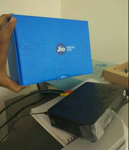 Apply for Jio DTH online