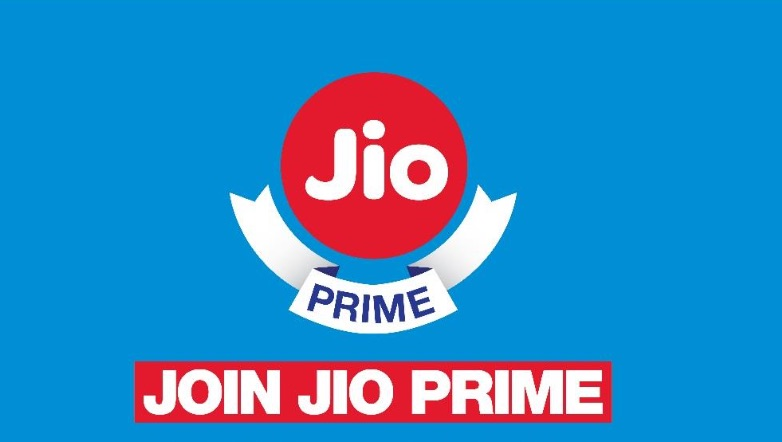 Jio Prime free for 1 year