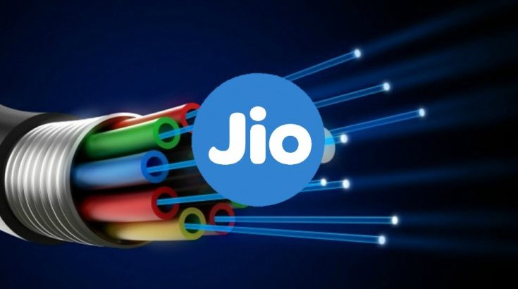 Jio GigaFiber Broadband Connection