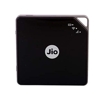 JioFi 5 JMR 814 MiFi WiFi Hotspot portable wireless router from Reliance Digital